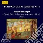 SINFONIA N.1 IN SI MIN, cd musicale di Wilhelm Furtwangler