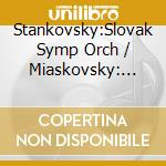 SINFONIA N.8 cd musicale di MYASKOVSKY NIKOLAI Y