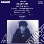 SUITE IN MI MAG, VARIAZIONI SINFONICHE, cd musicale di RESPIGHI
