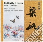 Butterfly Lovers - Violin Concerto cd musicale