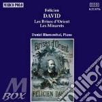 LES MINARETS, LES BRISES D'ORIENT cd musicale di DAVID
