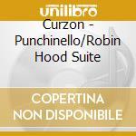 SPANISH SUITE:IN MALAGA, ROBIN HOOD (SUI cd musicale di CURZON
