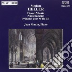 NUITS BLANCHES OP.82, PRELUDES POUR M'LL cd musicale di HELLER