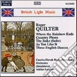 A CHILDREN'S OVERTURE, AS YOU LIKE IT (S cd musicale di Roger Quilter