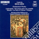 Holmes Augusta - Poemi Sinfonici, Ouverture cd musicale di Augusta Holmes
