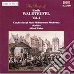 Waldteufel - Le Composizioni Piu'popolari Vol.4: Valzer Op.190, 174, 169, 156, 228, Fleurs Et cd musicale di WALDTEUFEL
