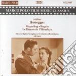 Arthur Honegger - Mayerling / Regain cd musicale di