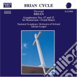 Brian Havergal - Sinfonia N.17, N.32, Poema Sinfonico