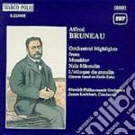 BRUNEAU cd musicale