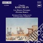 LES HEURES PERSANES (LE ORE PERSIANE) OP cd musicale di KOECHLIN