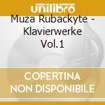 OPERA X PF (INTEGRALE) VOL.1: VL 162, 16 cd musicale di CIURLIONIS