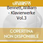 MUSICA X PF VOL.3: 30 PRELUDI E LEZIONI cd musicale di BENNETT