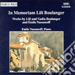 BOULANGER L cd musicale