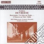 Frederic Devreese - Benvenuta / L'Oeuvre Au Noir cd musicale di Devreese