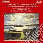 Nielsen Carl / Holmboe Vagn - Musica Danese Per Quintetti Di Fiati - Quintetto Op.43  - Scandinavian Wind Quintet  /peter Andersen, Fagotto  Jesper He cd musicale