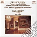 Mussorgsky Modest Petrovich - Quadri Di Un'esposizione cd musicale di Mussorgsky modest pe