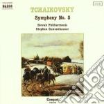 SINFONIA N.5 OP. 64 cd musicale di Ciaikovski pyotr il'