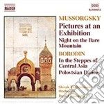 Mussorgsky Modest Petrovich - Quadri Di Una Esposizione, Notte Sul Monte Calvo cd musicale di Daviel Nazareth