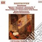 Beethoven Ludwig Van - Overtures, Vol.1 cd musicale di Beethoven ludwig van