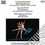 Ciaikovski Pyotr Il'ych - La Bella Addormentata cd musicale di Ciaikovski pyotr il'