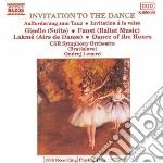 INVITO ALLA DANZA cd musicale di ARTISTI VARI