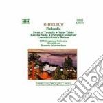 Sibelius Jean - Finlandia Op.26, Karelia Suite Op.11, Lemminkainen's Return Op.22, Pohjola's Dau cd musicale di Jean Sibelius