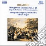 DANZE UNGHERESI N.1 > 21 (INTEGRALE) cd musicale di Istvan Borgar