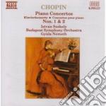 CONCERTO X PF E ORCHESTRA N.1 OP.11, N.2 cd musicale di Fryderyk Chopin