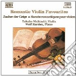ROMANTIC VIOLIN FAVOURITES cd musicale di ARTISTI VARI