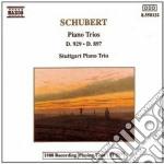 Schubert Franz - Trio X Pf E Archi Op.100 D 929, D 897