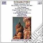 Tchaikovsky - Piano Concertos N.1 Op.23, La Tempesta Op.18, Eugenio Onegin - Jozef Banowetz - cd musicale di Ondrej Lenard