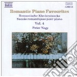 Composizioni Romantiche Vol.4: Chopin Valzer In Do# Min, Rachmaninov Vocalise, D cd musicale di Peter Nagy