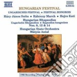 HARY JANOS SUITE cd musicale di Zoltan Kodaly