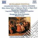Kodaly Zoltan - Hary Janos Suite cd musicale di Zoltan Kodaly