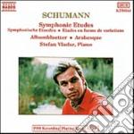 STUDI SINFONICI OP.13, ALBUMBLATTER OP.4 cd musicale di Robert Schumann