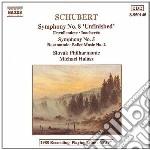 SYMPHONY N.8/INCOMPIUTA cd musicale di Michael Halasz
