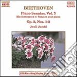 SONATE X PF VOL. 3 (INTEGRALE): SONATA N cd musicale di Beethoven ludwig van