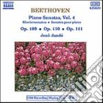 SONATE X PF VOL. 4 (INTEGRALE): SONATA N cd musicale di Beethoven ludwig van