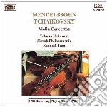 Mendelssohn Felix - Concerto X Vl E Orchestra Op.64 cd musicale di Kenneth Jean