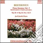 SONATE X PF VOL. 7 (INTEGRALE): N.12 OP. cd musicale di Beethoven ludwig van