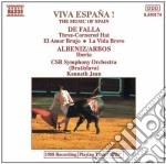 Manuel De Falla - Viva España cd musicale di Falla emanuel de