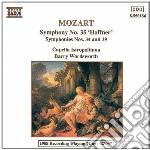Mozart Wolfgang Amadeus - Sinfonia N.34 K 338, N.35 K 385