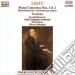Liszt Franz - Concerto X Pf N.1, N.2, Totentanz cd musicale di Franz Liszt