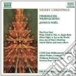 MERRY CHRISTMAS cd musicale