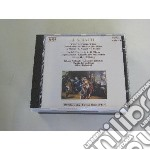 Bach Johann Sebastian - Concerti Per Violino Bwv 1041, Bwv 1042, Per 2 Violini Bwv 1043 cd musicale di Oliver Dohnanyi
