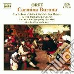 Orff Carl - Carmina Burana cd musicale di Stephen Gunzenhauser