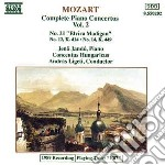 CONCERTI X PF VOL. 2 (INTEGRALE): CONCER cd musicale di Wolfgang Amadeus Mozart
