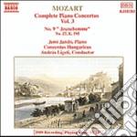 CONCERTI X PF VOL. 3 (INTEGRALE): CONCER cd musicale di Andras Ligeti