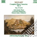 CONCERTI X PF VOL. 5 (INTEGRALE): CONCER cd musicale di Wolfgang Amadeus Mozart