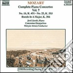 CONCERTI X PF VOL. 7 (INTEGRALE): CONCER cd musicale di Wolfgang Amadeus Mozart